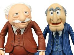 THE MUPPETS SELECT STATLER & WALDORF