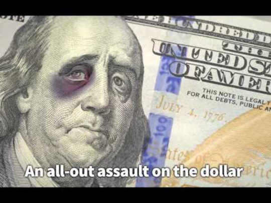 Jim Willie on X22 Report: Dollar Will Be Removed From Int'l Trade