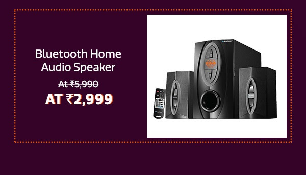 Bluetooth Speaker at Rs.2449