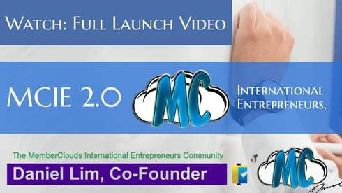 Watch the FULL Launch Video