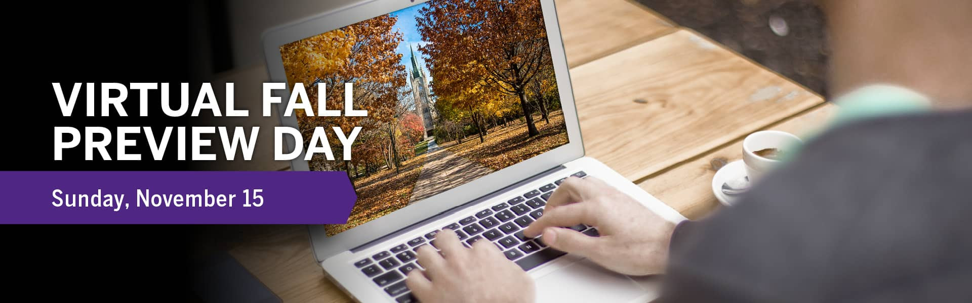 Virtual Fall Preview Day