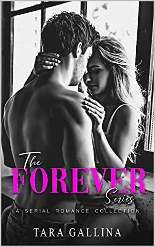 Cover for 'The Forever Series (Books 1-4)'