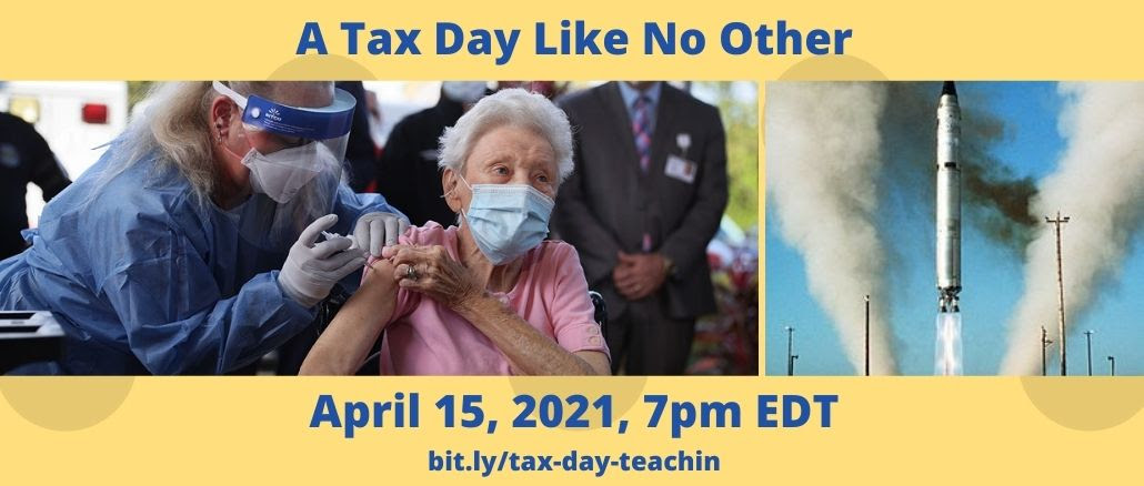 A Tax Day Like No Other