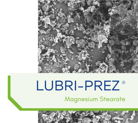 LUBRI-PREZ: Magnesium Stearate