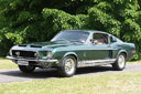 1968 Shelby Mustang GT350 Fastback (RHD)