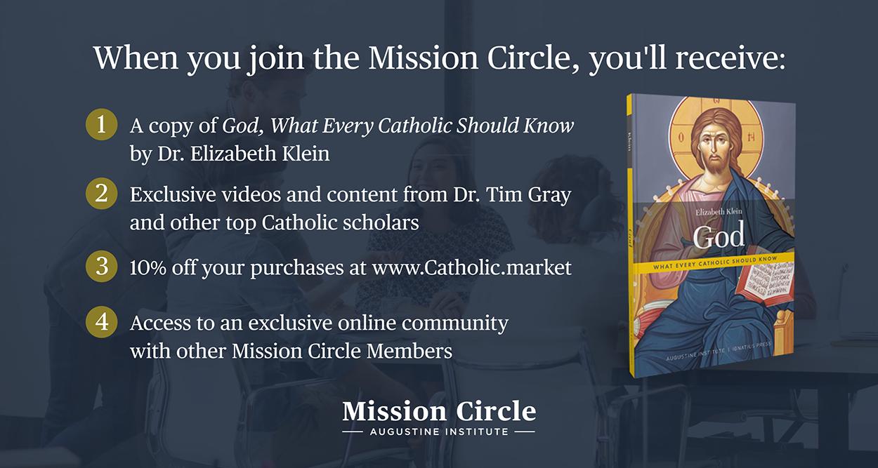 Mission Circle Members