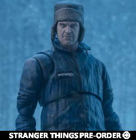 Stranger Things #1 Jim Hopper Figure