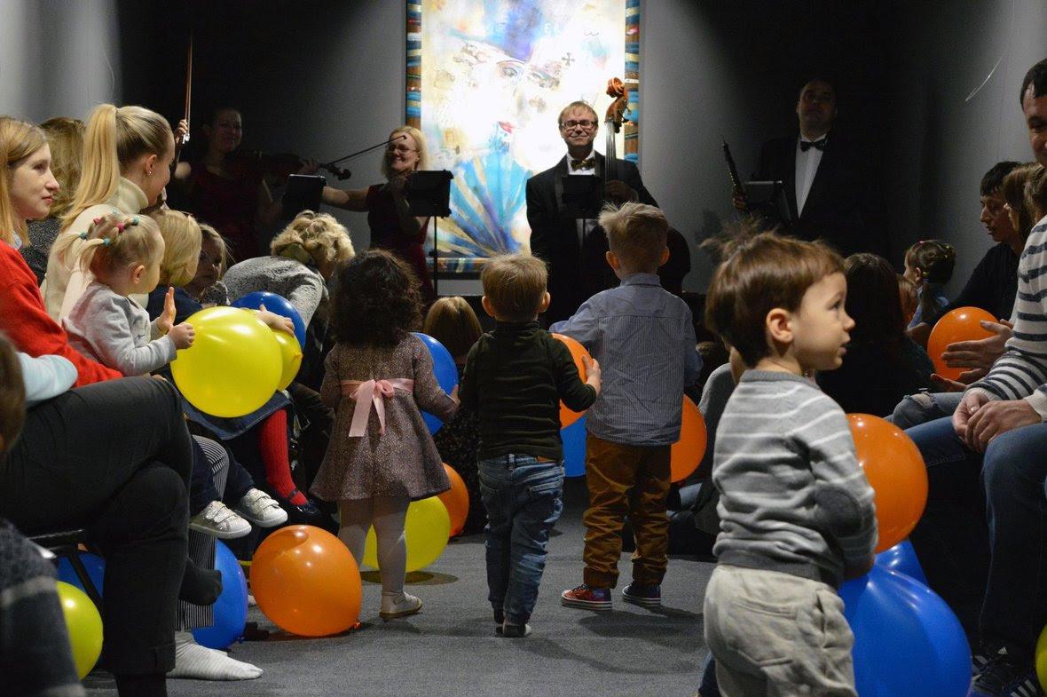 Akvarel with kids 1