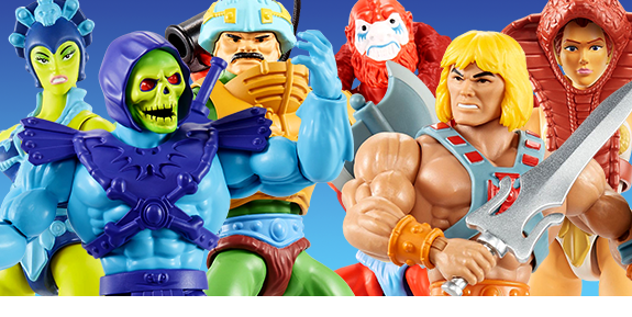 Masters of the Universe: Origins