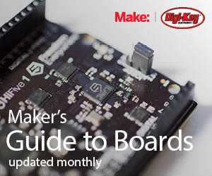 Make: Boards Guide