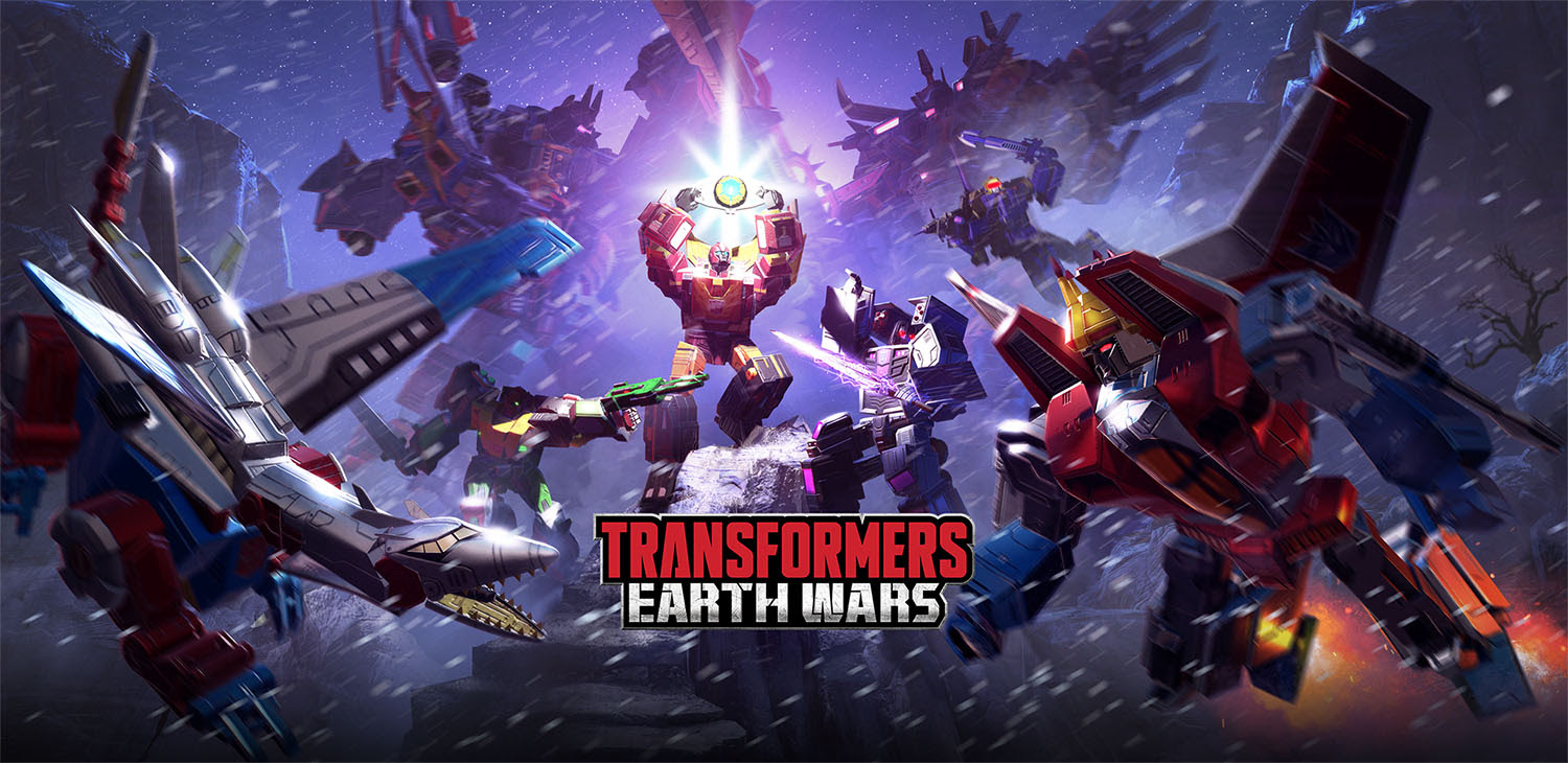 Transformers News: Holiday Message and Gift from Transformers: Earth Wars Real