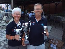 J/42 CANTY wins silverware in the Mediterranean
