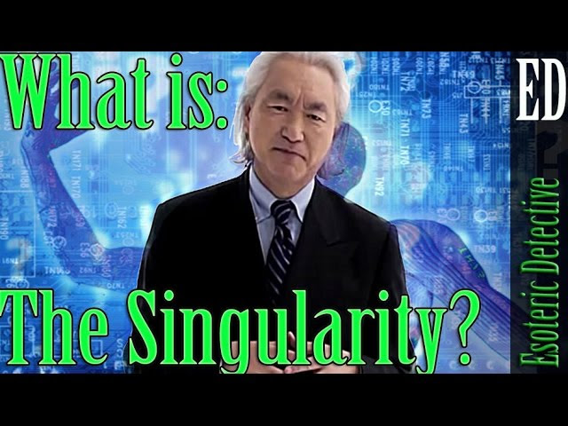 The Singularity | Dr Michio Kaku's talks with Dr Ray Kurzweil (AI will be smarter than humans) Sddefault