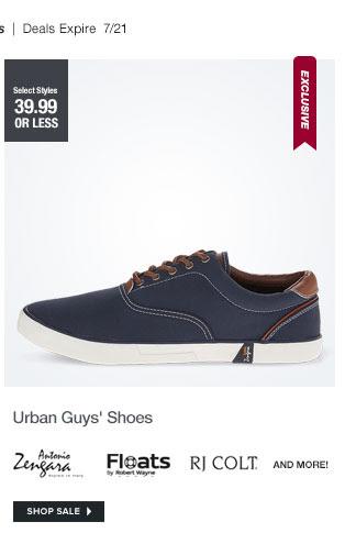Городской Парни обувь
