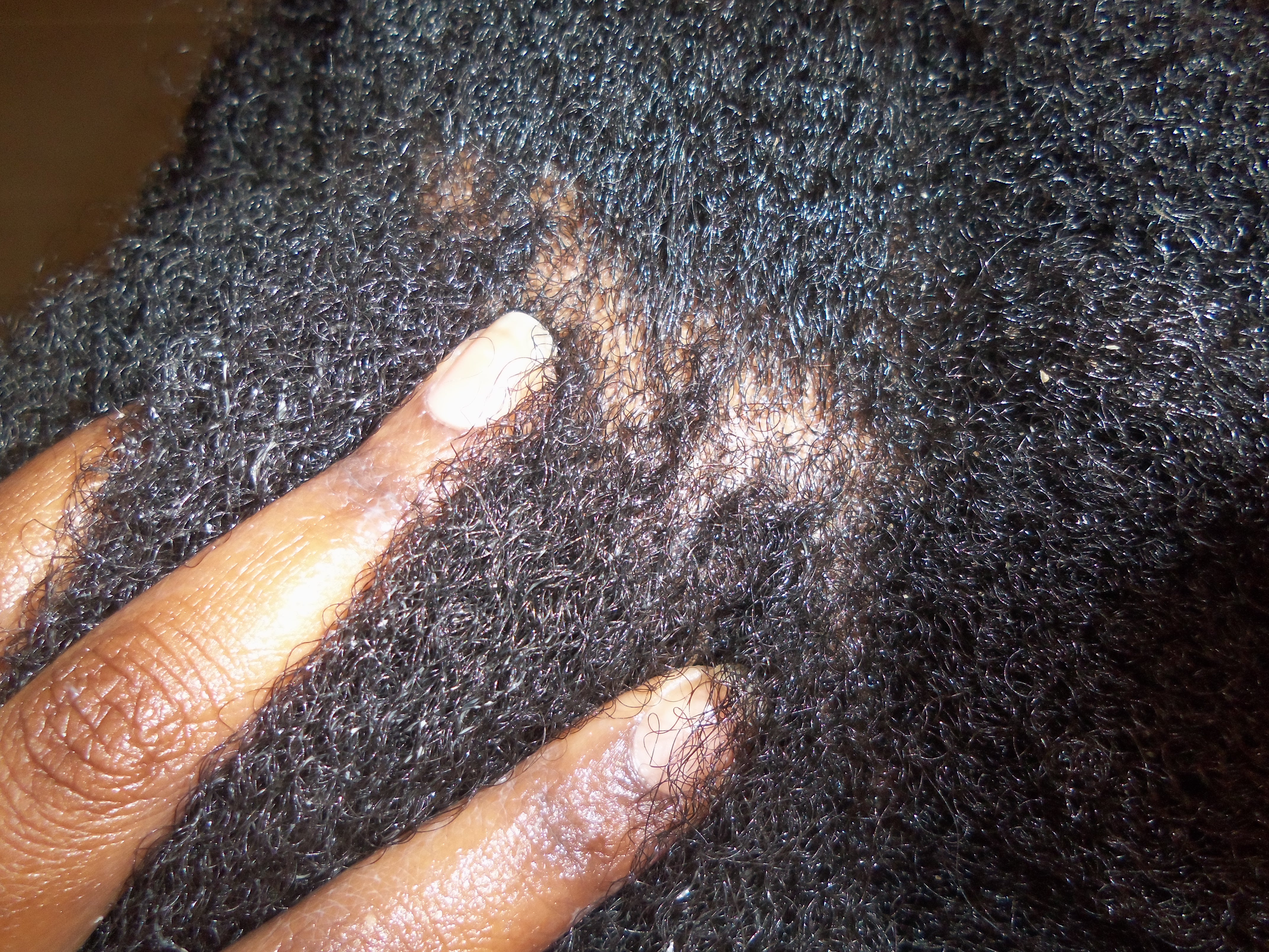 Image result for natural hair scalp massage