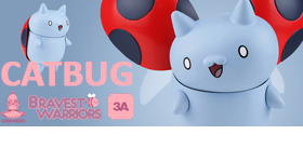 1/6 BRAVEST WARRIORS CATBUG