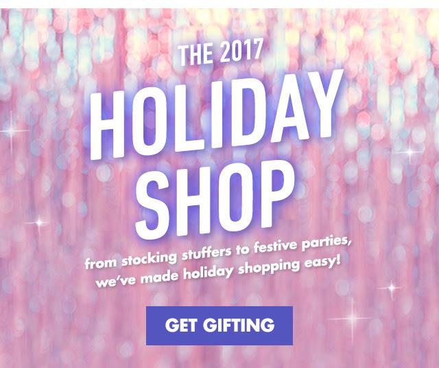 2017 Holiday Shop