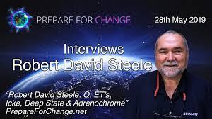 Trump Will Kick the Intel Agencies!  Robert David Steele!