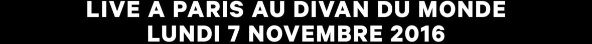 DIVAN DU MONDE-01