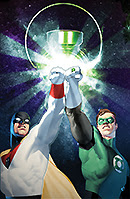 Green Lantern Space Ghost Annual 1
