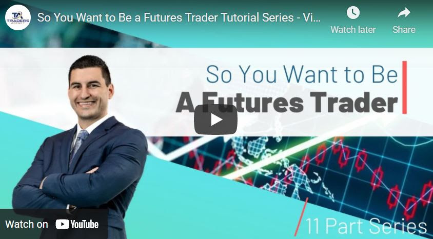 So you want to be a futures trader