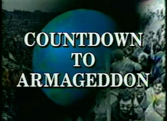 2016: Countdown to Armageddon?