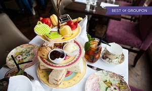 Wimbledon Themed Afternoon Tea