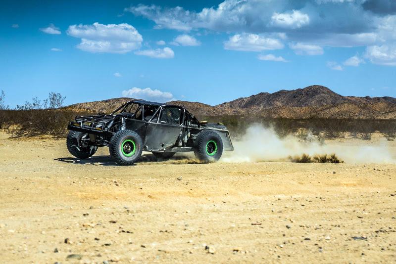 Mason Motorsports AWD Trophy Truck, Team C Racing, Luke Johnson, Vegas To Reno Testing