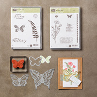 Butterfly Basics Clear Bundle by Stampin' Up!