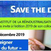 Colloque : enseigner l'industrie du futur