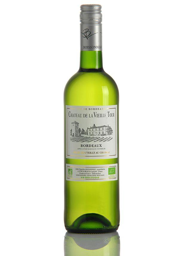 Bottle of Bordeaux Blanc by Château de la Vielle Tour 2019