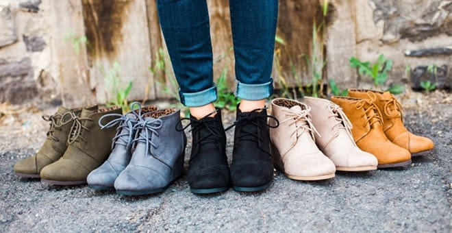 Must Have Suede Wedges + More!