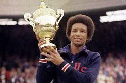 Una película contará la vida activista de Arthur Ashe: el único tenista negro que ganó Wimbledon