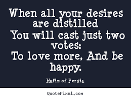 Image result for hafiz the sun never says