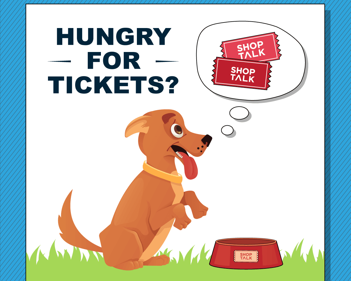 Hungry for tickets?