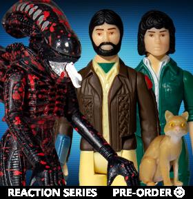 Alien ReAction Series