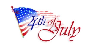 Image result for old fashioned 4th of july clipart