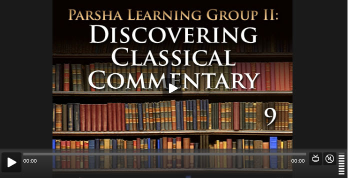 parsha learning group