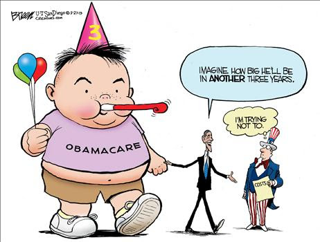 ObamaCare and 2016