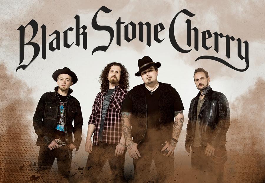 Black Stone Cherry e Airbourne juntos no Brasil em agosto de 2021