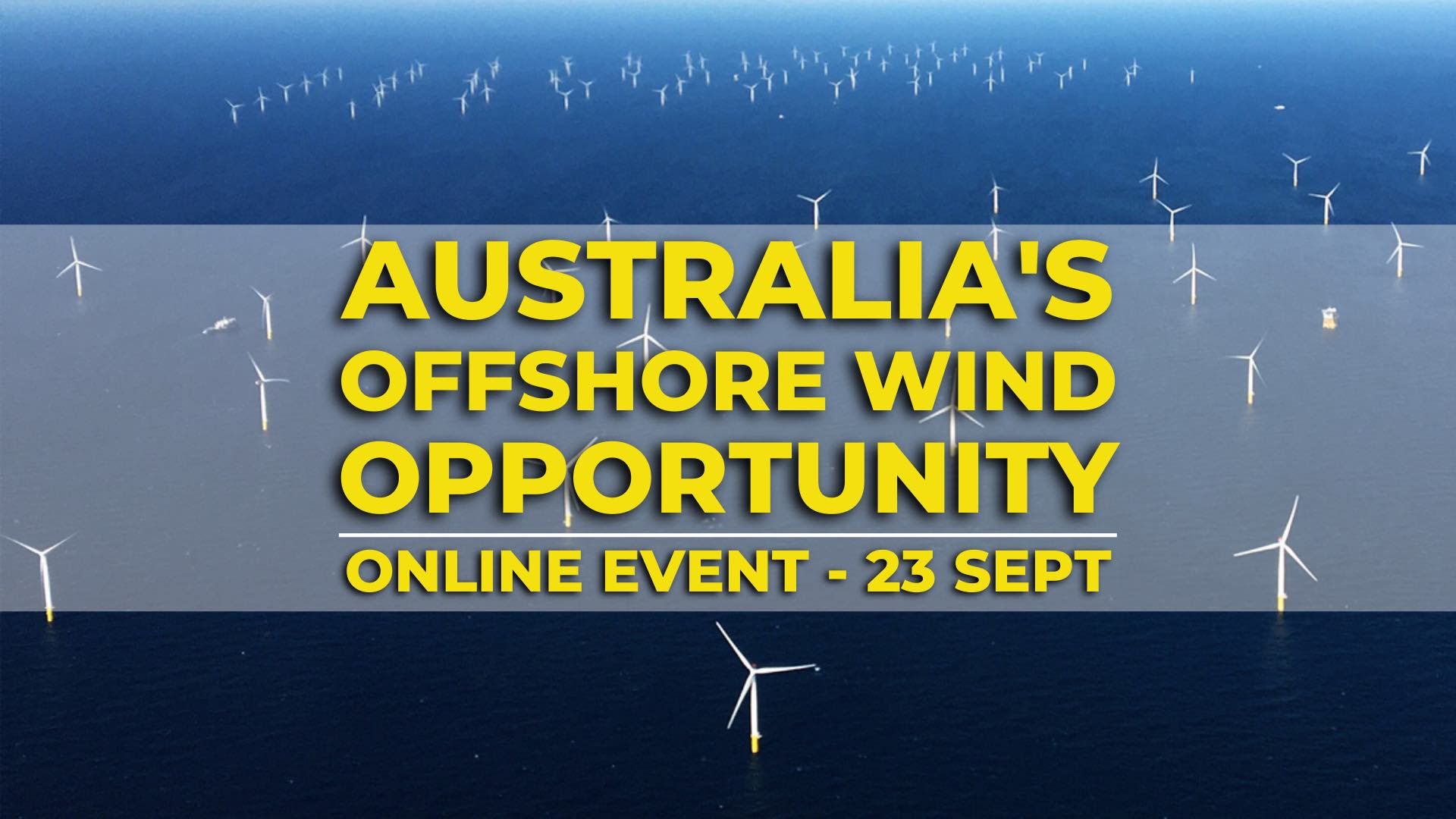 FoE Melb Opportunities for Offshore Wind event