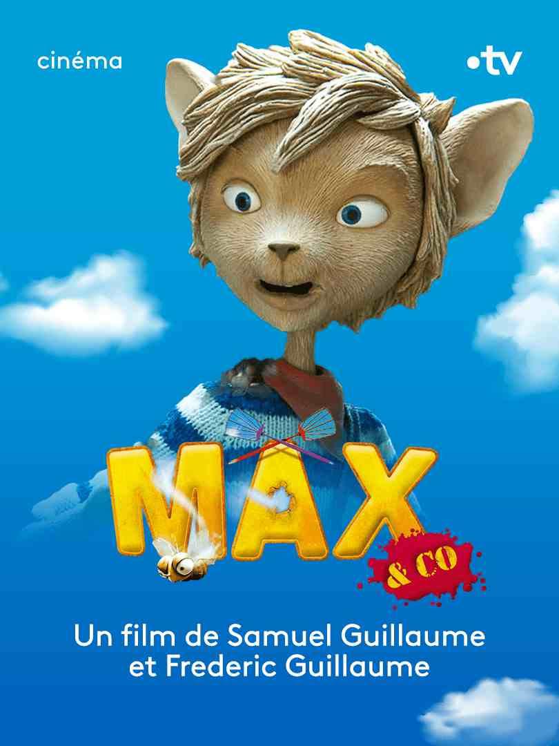 Max et Co, un film de Samuel Guillaume et Frederic Guillaume