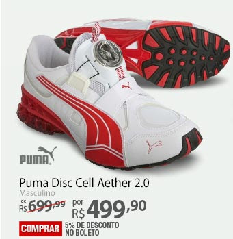 Puma Disc Cell Aethor 2.0