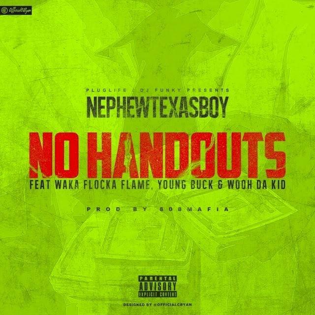 newphewtexasboy no handouts
