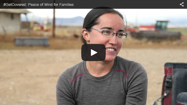 YouTube Embedded Video: #GetCovered: Peace of Mind for Families