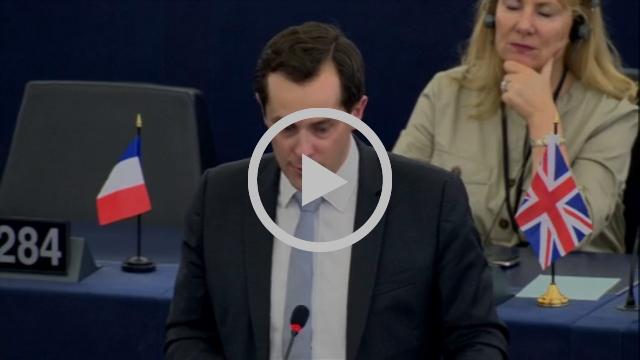 Nicolas Bay demande un débat sur la submersion migratoire