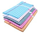 Sathiyas Sunrise Cotton Blend Bath Towel -Pack of 5 (33 x 66 Inch)