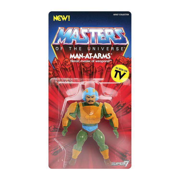 Image of Masters of the Universe Vintage Wave 2 - Man-At-Arms