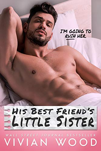 Cover for 'His Best Friend's Little Sister (His and Hers Book 1)'