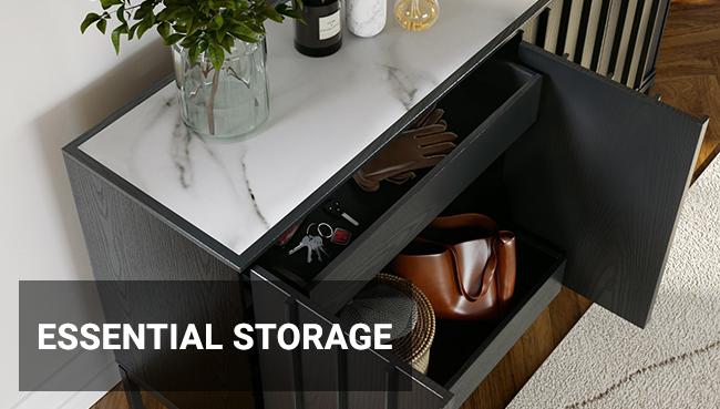 Polished Storage